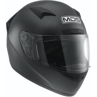 Hjälm integral MDS M13 mattsvart XL