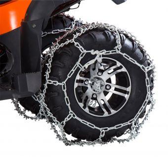Snökedja nab (par) ATV Hunter 150cc