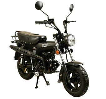Moped från Viarelli, Skymax 50cc i snygg  2