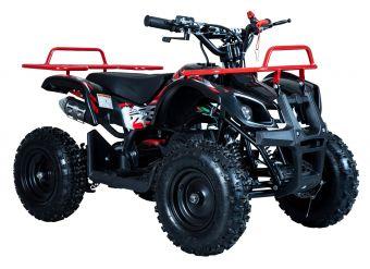 ATV från X-PRO, Worker 49cc i snygg Svart/Röd 2