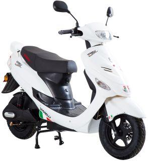 Moped från Viarelli, GT1e i snygg  1