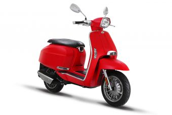Moped från Lambretta, V-Special i snygg  2