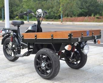 Moped från MGB Starbridge, Delivery i snygg  1