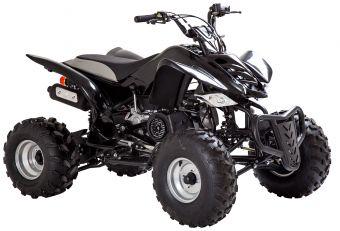ATV från X-PRO, Quad i snygg Orange 1