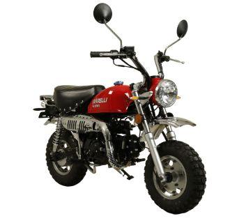 Moped från Viarelli,  i snygg  2