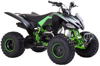 ATV från Viarelli, Agrezza 125cc i snygg Grön 1
