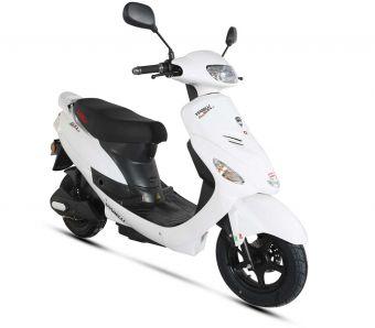 Moped från Viarelli, GT1e i snygg  0