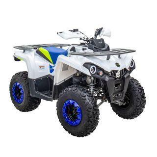 ATV från Viarelli, Hunter 200cc i snygg Vit 0