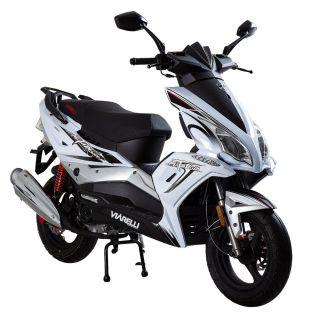 Moped från Viarelli, Matador 4-Takt i snygg  1