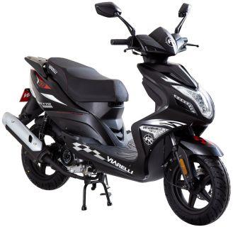 Moped från Viarelli, Rivetto i snygg  1