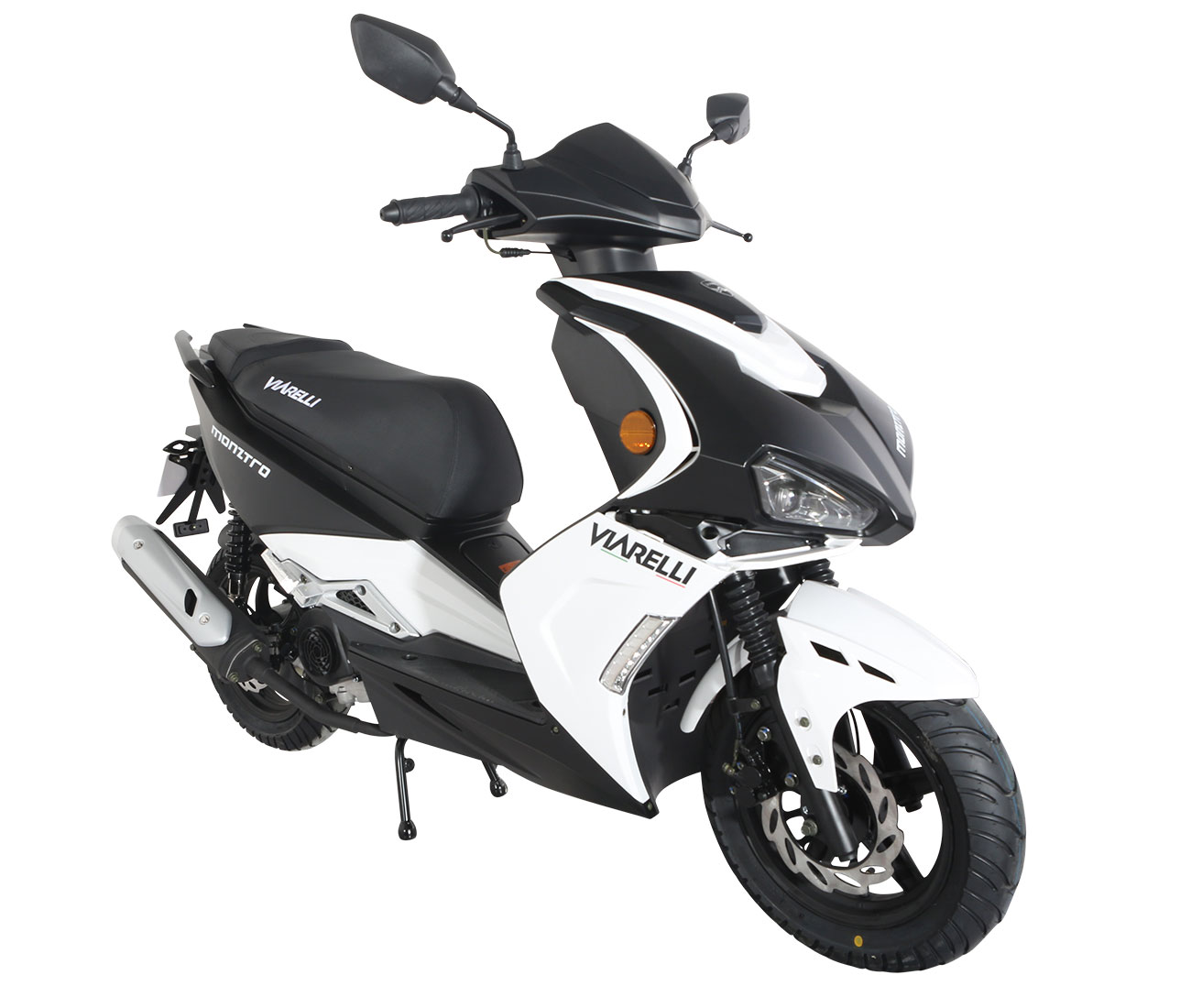 Moped Viarelli Monztro - Klass 1