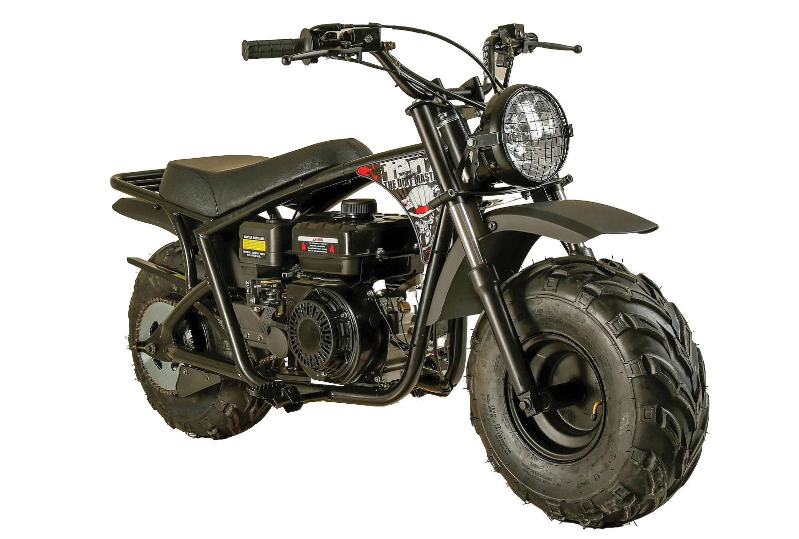 TEN7 Mudmaster 212 cc