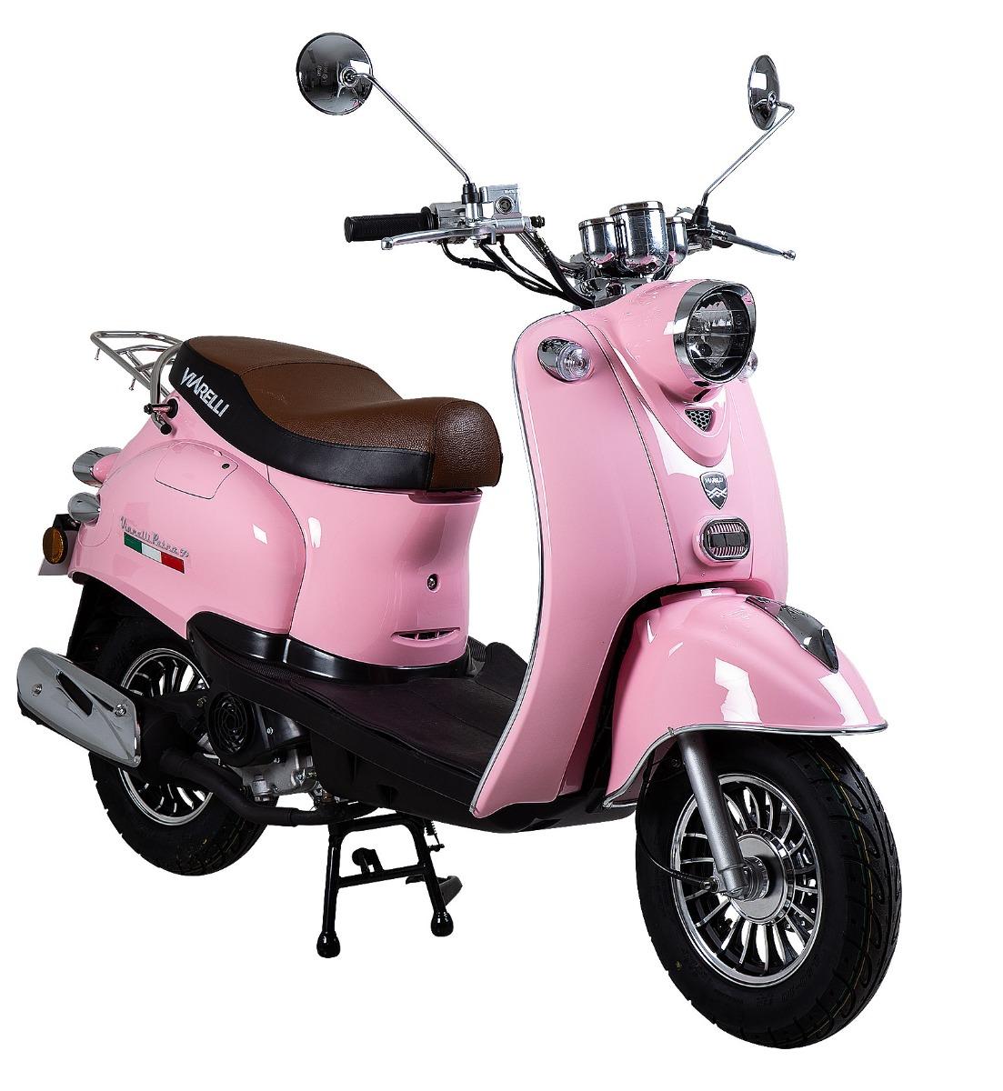 Moped Viarelli Retro Klass 1